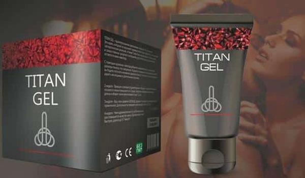 титан гель голд для мужчин