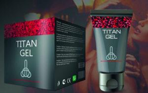 крем Титан гель