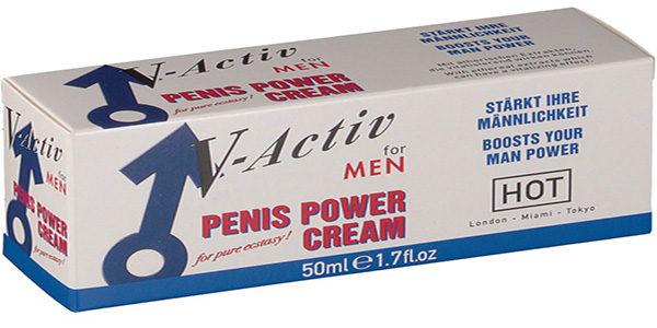 Viagrin's Penis Power Creme