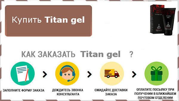 где можно найти титан гель