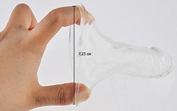 насадки на член силикон